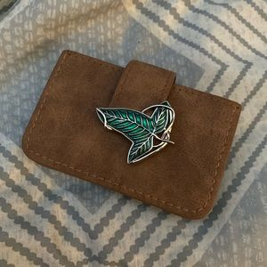 Lord of the rings like loungefly brand card wallet
